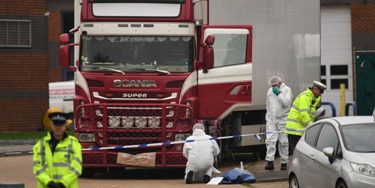واکنش رسانه رسمی چین به کشف جسد 39 فرد چینی در کامیونی در انگلیس
