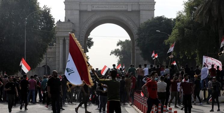 ادامه اعتراضات در 10 استان عراق؛ تأکید بر برخورد مسئولانه با معترضان