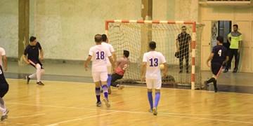 لیگ برتر فوتسال هرمزگان| صعود تیمهای بندری به مرحله پلی آف