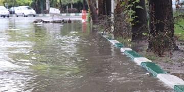 سرریزشدن آب شبکه فاضلاب دلیل اصلی آبگرفتکی معابر ارومیه