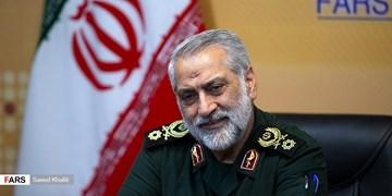 سردار شکارچی: هرگونه خطا و تهدید در مرزهای مشترک ایران با ارمنستان و آذربایجان را تحمل نخواهیم کرد