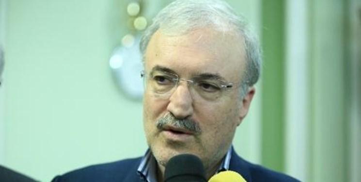 وزیر بهداشت از معاون علمی و فناوری رییسجمهوری تقدیر کرد