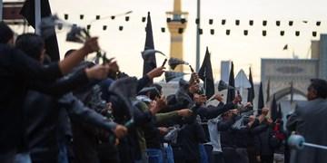 گزارش تصویری| عزاداری روز رحلت پیامبر(ص) و شهادت امام حسن مجتبی(ع) در مشهد