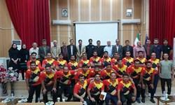 دوره مربیگری بدنسازی فوتبال در گچساران برگزار شد