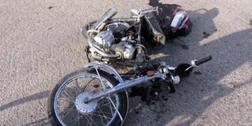 برخورد دو موتورسیکلت با یک کشته و 5 زخمی در رفسنجان