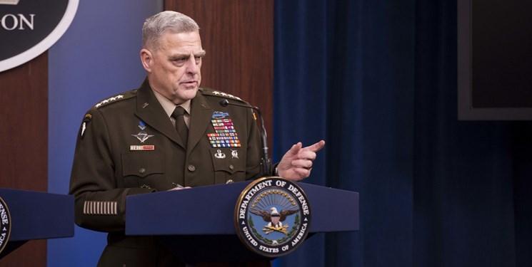 ادعای ارتش آمریکا: افغانستان احتمالا به جنگ داخلی کشیده شود