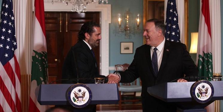 درخواست رژیم صهیونیستی از غرب برای قطع کمک مالی به دولت لبنان