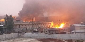 انفجار در انبار مهمات عناصر «الترکستانی» در سوریه؛ 6 تروریست کشته شدند
