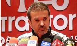 استراماچونی: یک جنگ ورزشی داریم/  کالدرون میگوید فوتبال ایران ناسالم است