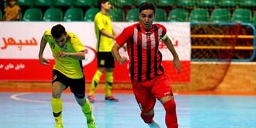 کاپیتان سابق تیم ملی فوتسال سرمربی راکا تهران شد