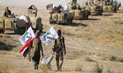 پیام آمریکا به عبدالمهدی در خصوص حمله به مواضع الحشد الشعبی
