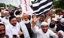 احتمال پایان تظاهرات ضد دولتی در پاکستان