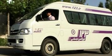 تماس 4 هزار زنجانی با 123
