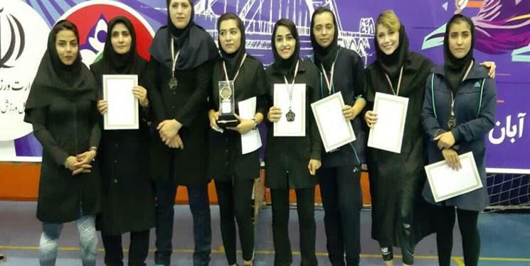 داژبال ایران، همچنان در تسخیر بانوان فارس