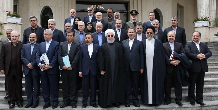 دولت روحانی چه زمانی از حد نصاب میافتد؟
