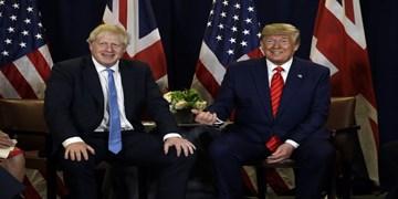 گفتوگوی تلفنی ترامپ و جانسون درباره هنگکنگ