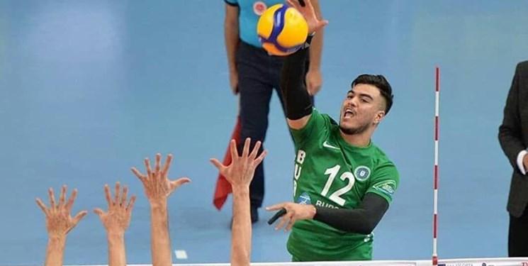 لیگ والیبال ترکیه| پیروزی بورسا بازهم با درخشش ستاره ایرانی