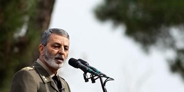 سرلشکر موسوی: دشمن بداند بهیاد هر شهیدِ ایران دهها موشک در راه است