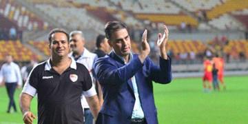 پیام تشکر آذری از هواداران: فولاد خوزستان میتواند مایه مباهات و غرور شما باشد