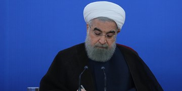 رئیس جمهور انتخاب قالیباف به ریاست مجلس شورای اسلامی را تبریک گفت