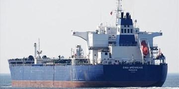 حمله دزدان دریایی به نفتکش یونانی  در سواحل توگو