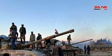 تسلط ارتش سوریه بر 5 نقطه جدید در مرز با ترکیه