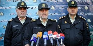 رعد 35  رقم خورد/ دستگیری ۲۳ نفر از دلالان ارزی