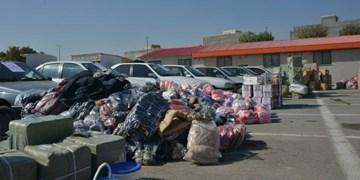 کشف کالای قاچاق میلیاردی در زنجان