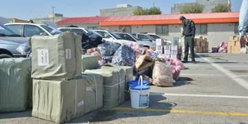 196 دستگاه ماشین لباسشویی قاچاق در کنگاور کشف شد