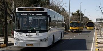 فارسِ من| اتوبوسهای درون شهری در رسیدن به مقصد تأخیر کنند یارانه دریافت نمیکنند