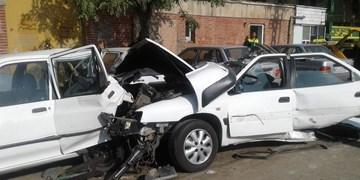 افزایش تصادفات درون شهری در استان اردبیل نگرانکننده است