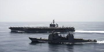 انگلیس سطح امنیتی برای کشتیهایش در تنگه هرمز را کاهش داد