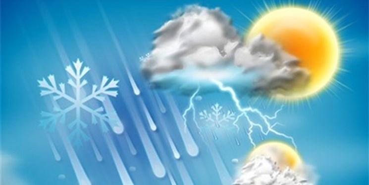 کاهش محسوس دما به همراه بارش برف در اردبیل/ هشدارهای هواشناسی به رانندگان و کشاورزان