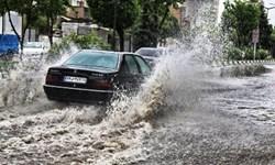 بارش 19 میلی متری باران در قصرقند