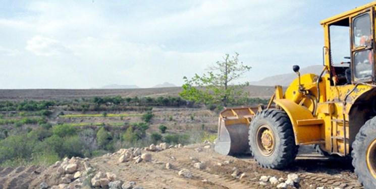 رفع تصرف از ۳۱ هزار متر مربع از اراضی ملی شهرستان سوادکوه