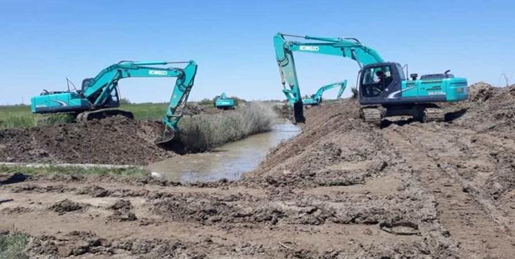 رودخانههای گلستان هر 3 سال یکبار لایروبی شوند/   ۴۰۰ کیلومتر رودخانههای لایروبی شده بعد از سیل