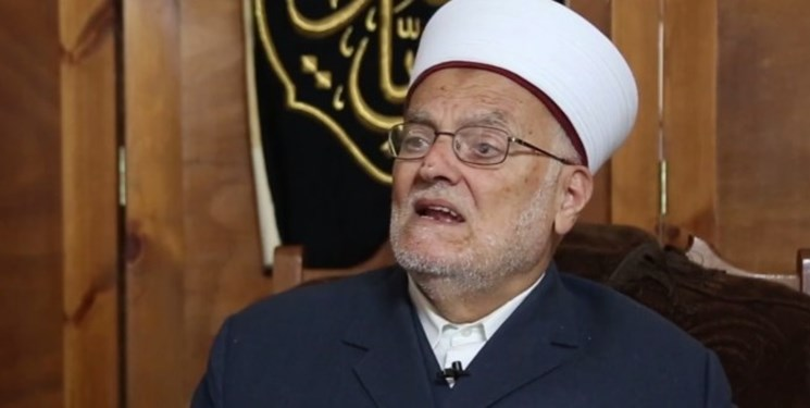 خطیب الاقصی، تحریم رژیم صهیونیستی را شکست