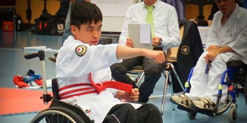 اولین دوره مسابقات مجازی پاراکاراته برگزار شد