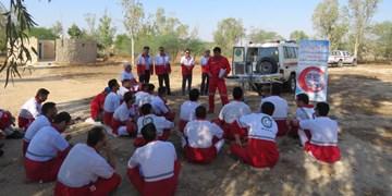 بهرهمندی بیش از ۳۲ هزار نفر از خدمات آموزشی جمعیت هلال احمر لرستان