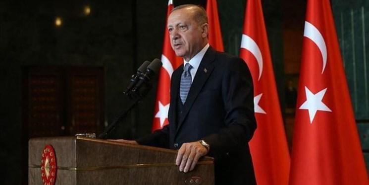 اردوغان: با روسیه گفتوگو میکنیم تا لیبی سوریه دیگری نشود
