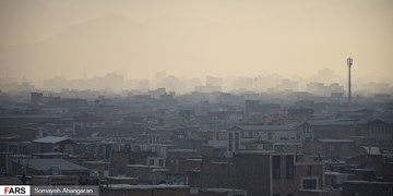 تداوم آلایندگی هوای دو شهر اراک و شازند