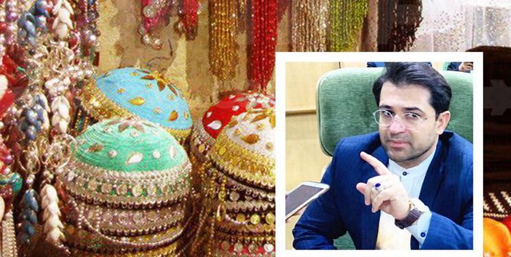 افزایش ۴۱ درصدی صادرات صنایع دستی کرمانشاه