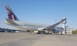 خبر فوری: بوئینگ 737 روس در حال تخلیه سوخت برای فرود اضطراری