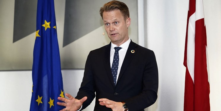 دانمارک سفیر روسیه را احضار کرد