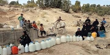 کمبود آب، معضل هر ساله ساکنان آبژدان اندیکا در فصل تابستان
