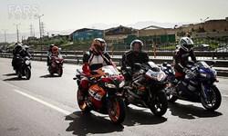 تردد موتورسیکلتهای سنگین در معابر ممنوع است
