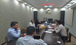 مناقصه پل ورودی شهر گناوه برگزار شد