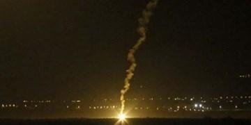 شلیک راکت از غزه به «بئر السبع» همزمان با حضور نتانیاهو در منطقه