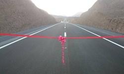12 کیلومتر جاده بادرود به کاشان افتتاح شد
