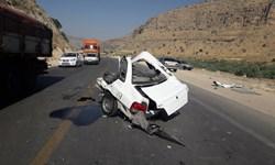 نقاط پرتصادف جادههای کردستان بروزرسانی میشود